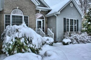3 Common Causes, Winter Lawn Damage, winter kill, snow mold, Crown Hydration, Winter Desiccation